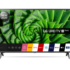 LG 4K UHD 50UN80003LC LED LCD Smart TV sprejemnik