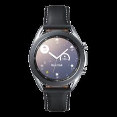 SAMSUNG Galaxy Watch 3 41mm Steel pametna ura mistično mistično srebrna