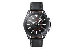 SAMSUNG Galaxy Watch 3 45mm Steel pametna ura mistično mistično črna