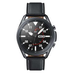 SAMSUNG Galaxy Watch 3 45mm Steel mistično črna pametna ura