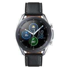 SAMSUNG Watch Active 3 45mm Steel pametna ura mistično srebrna