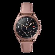 SAMSUNG Galaxy Watch 3 41 mm Steel LTE pametna ura mistično bronasta