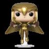 FUNKO POP: WONDER WOMAN 1984 - WONDER WOMAN GOLD FLYING POSE