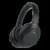 Sony WH-1000XM4 črne slušalke