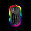 UVI GEAR LUST RGB Black žična gaming miška