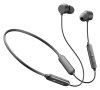 BT ušesne slušalke ovratne NECK črne