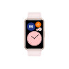 Watch Fit Active Pink Silicone Strap HUAWEI