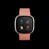 Fitbit Versa 3 Pink/Gold Aluminum