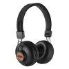 HOUSE OF MARLEY Positive Vibration Bluetooth črne naglavne slušalke