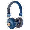 HOUSE OF MARLEY Positive Vibration Bluetooth naglavne slušalke Denim