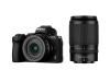 NIKON Z50 + 16-50 VR + 50-250 VR + torba + 16GB SD kartica