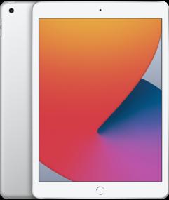 APPLE 10.2-inch iPad 8 Wi-Fi 128GB - Silver tablični računalnik