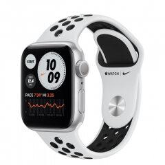 APPLE Watch Nike S6 GPS, 40mm Silver Aluminium pametna ura