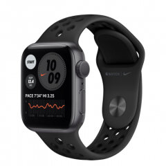 APPLE Watch Nike S6 GPS, 40mm Space Gray Aluminium Case with Anthracite/Black Nike Sport Band - Regular pametna ura