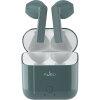 PURO Bluetooth slušalke ICON POD zelene