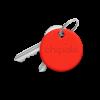 CHIPOLO One Red pametni sledilnik