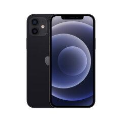 APPLE iPhone 12 črn 256GB pametni telefon