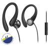 PHILIPS TAA1105BK/00 športne žične slušalke črne