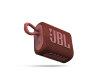 JBL GO3 Bluetooth prenosni zvočnik rdeč