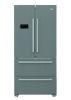 BEKO GNE60531XN ameriški hladilnik