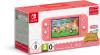 Nintendo Switch Lite Coral Animal Crossing + 3 mesečna brezplačna naročnina na Nintendo Online