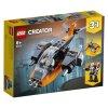 Lego Creator 31111 Kibernetični dron