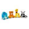 Lego Duplo 10955 Živalski vlak