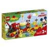 Lego Duplo 10941 Mikijev in Minijin rojstnodnevni vlak