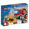 Lego City 60280 Gasilski tovornjak z lestvijo