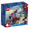 Lego Super Heroes 76172 Spider-Man: Spopad med Spider-Manom in Sandmanom