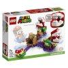 Lego Super Mario 71382 Razširitveni komplet Miselni izziv cvetlične piraje
