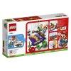 Lego Super Mario 71383 Razširitveni komplet Goseničarjevo strupeno močvirje