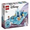 Lego Disney Princess 43189 Knjiga dogodivščin Elze in Nokka