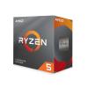 AMD Ryzen 5 3600 Wraith Stealth hladilnik, 65 W, Box procesor