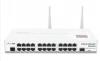 MIKROTIK Cloud CRS125-24G -1S-2HnD-IN 2.4GHz 24-port gigabit SFP brezžični usmerjevalnik stikalo