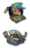 NUMSKULL Merchandise Crash Bandicoot 2020 1.3 značka