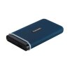 Transcend EXT 500GB ESD370C, USB 3.1, b/p 1050/950MB/s SSD disk