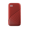 WDCSD-WDBAGF0010BRD 1TB SSD disk rdeč