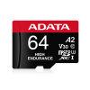 ADATA MicroSDHC kartica 64GB UHS-I U3 V30S HIGH