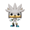 FUNKO POP GAMES: Sonic 30th - Silver The Hedgehog figura