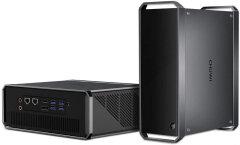 CHUWI CoreBox X Intel Core i7-6560U/8GB/256GB/W10 Home mini računalnik