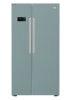 BEKO GNE64021XB Ameriški hladilnik