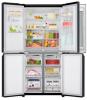 LG GMX844MCKV Ameriški hladilnik