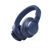 JBL LIVE660NC modre slušalke