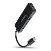 AXAGON USB-C 3.2 razdelilnik 4-vhodi