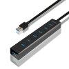 AXAGON USB 3.0 razdelilnik, 7-vhodov