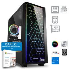 PC BOF TETHYS I5-10400F 16GB 1TB SSD RTX3060 W10