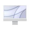 APPLE 24-palčni iMac z Retina zaslonom M1 (8/7)/8GB/256GB/macOS Big Sur (Silver) računalnik vse v enem