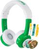 BUDDYPHONES InFlight - zelene žične slušalke