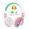 BUDDYPHONES Wave BT unicorn roza brezžične slušalke